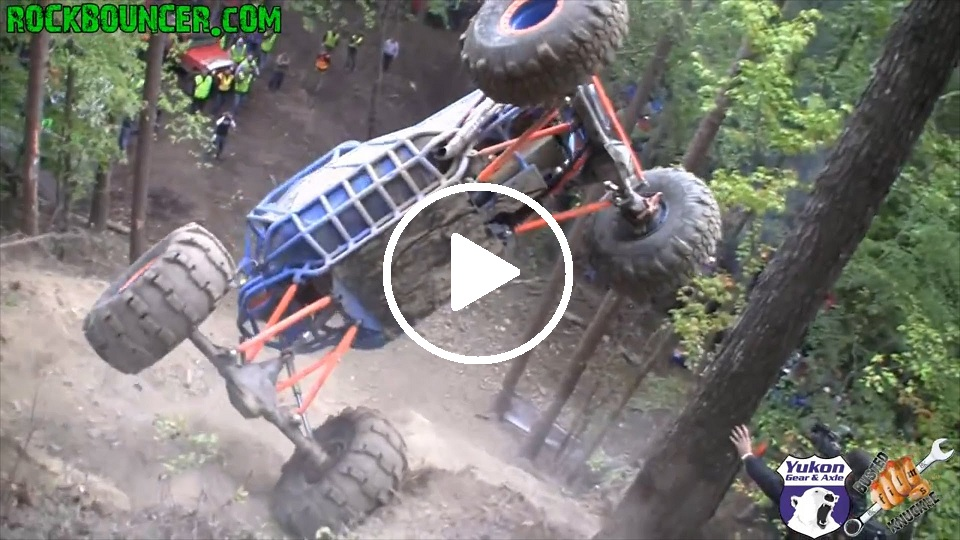 Rock Bouncer Crashes Compilation 3