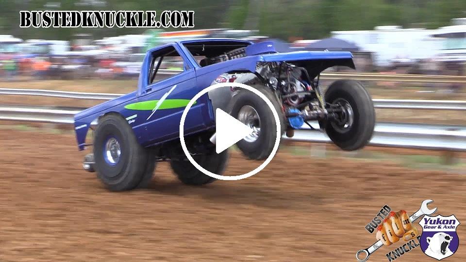 Mud Drag Racing Outlaws