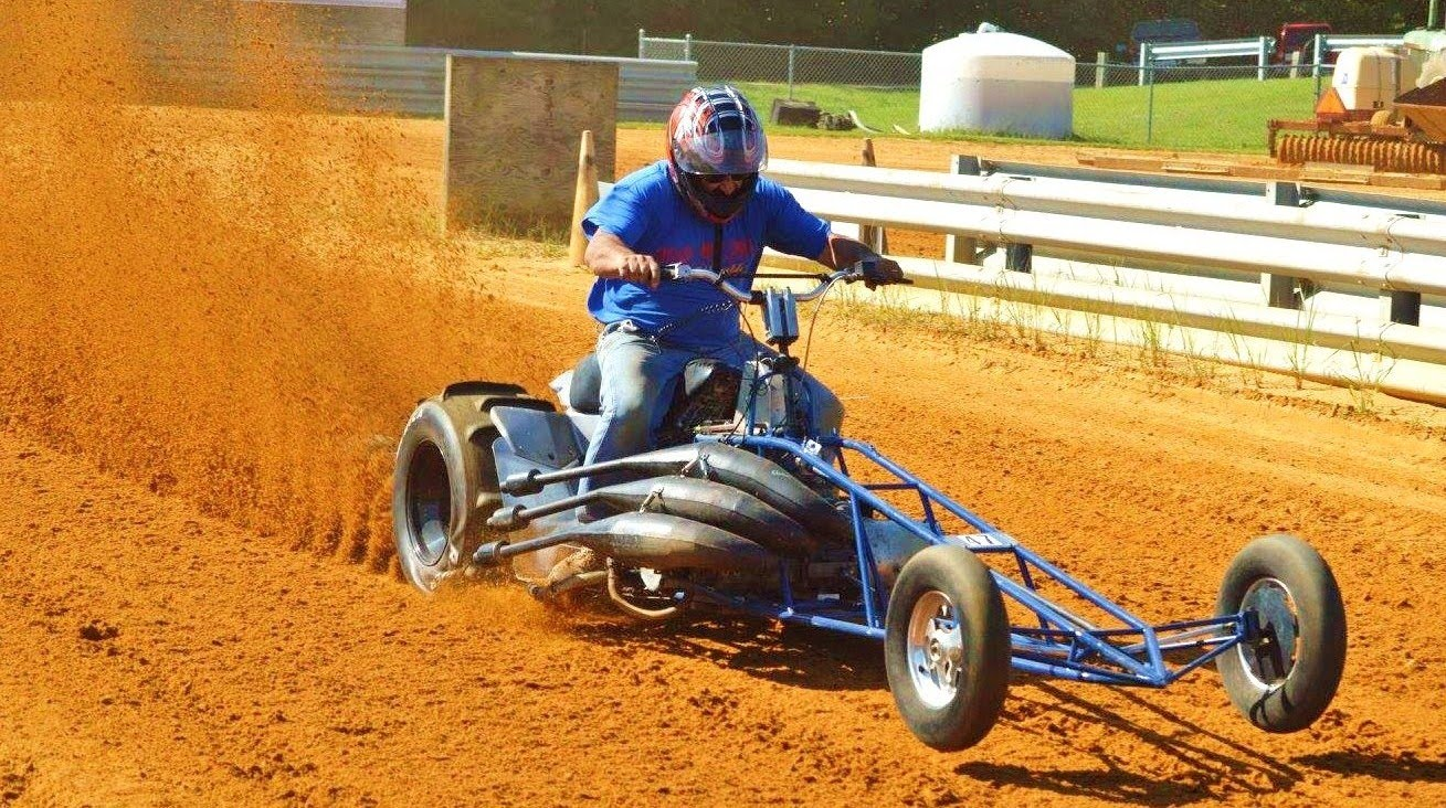 Atv Sand Drags Newtown Dragway Busted Knuckle Films