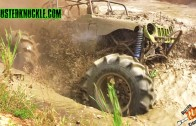 Mega Mud Trucks Going Deep