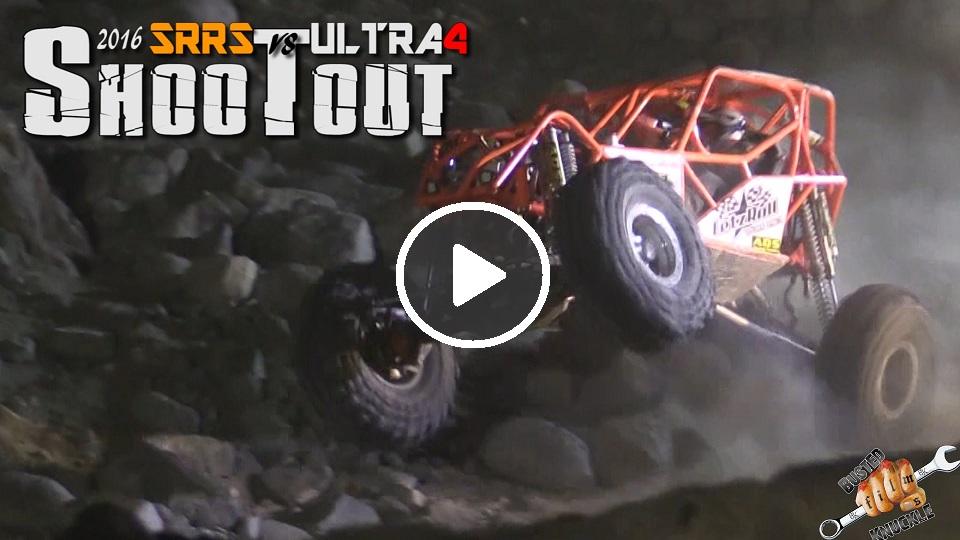 Ultra4 vs Rock Bouncer Shootout 2016