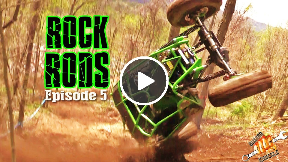 Rock Racing King Knob - Rock Rods Episode 5