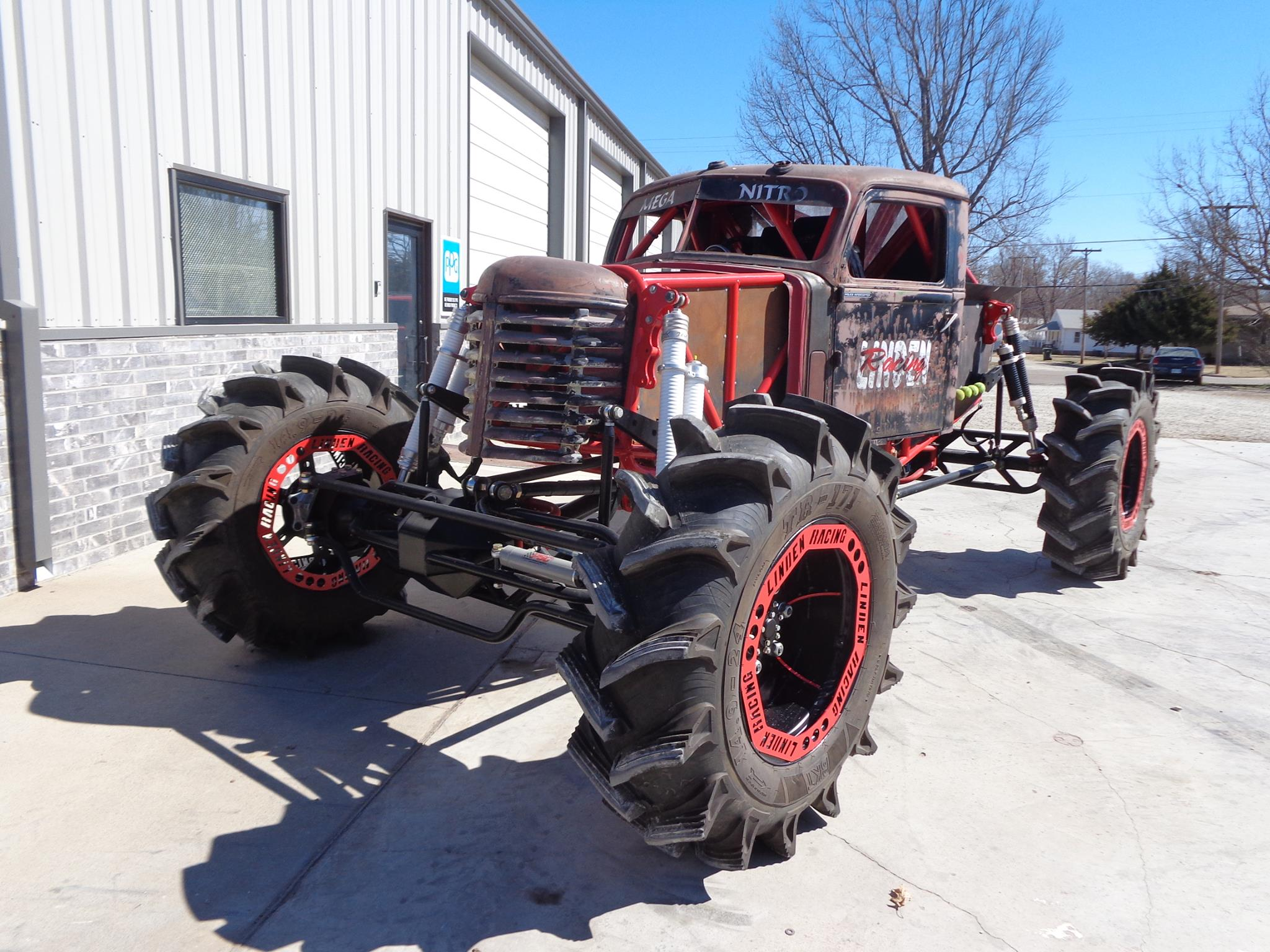 Mega Mud Truck for Sale - Mega Nitro