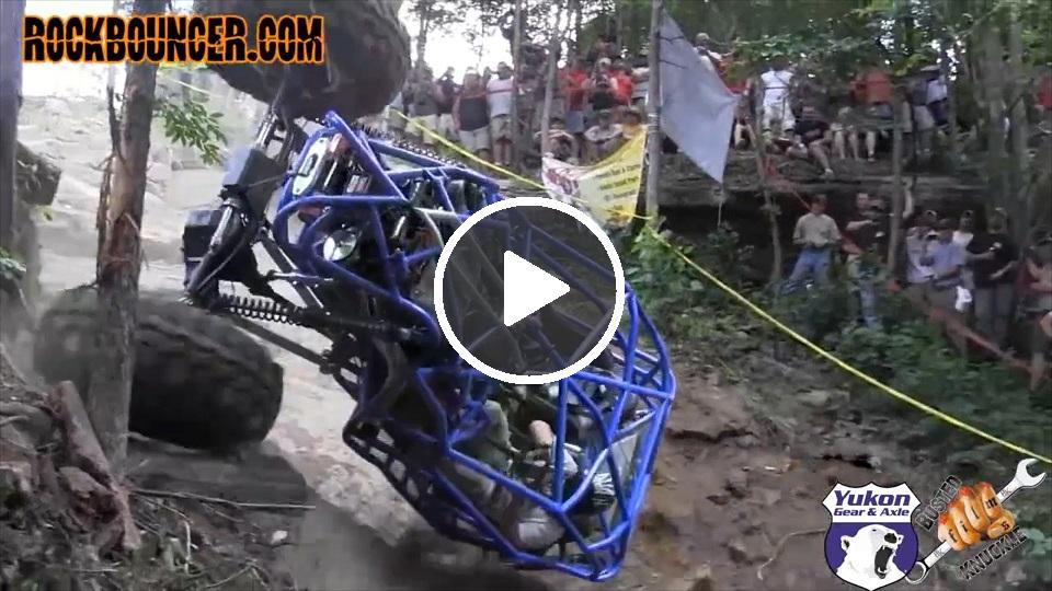 Rock Bouncer Crashes Compilation 5