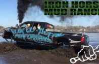 Iron Horse Mud Ranch Trucks Gone Wild 2016