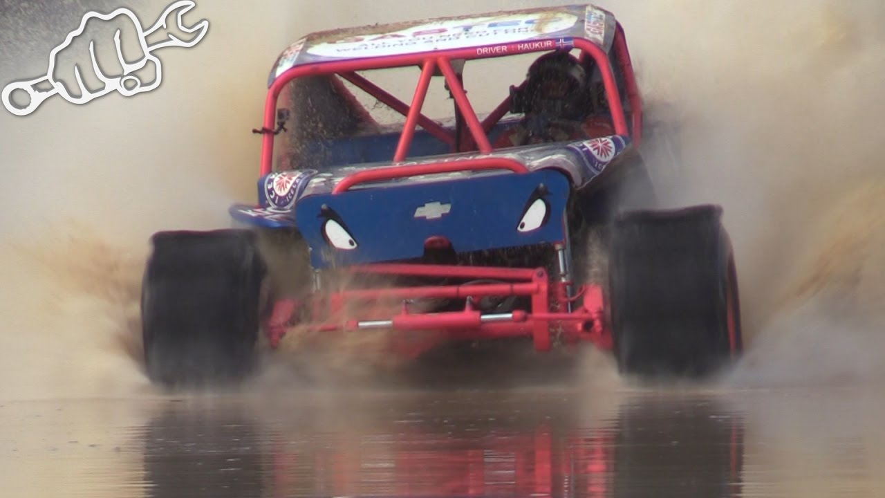 Formula Offroad Water Skipping In The Usa Busted Knuckle