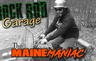 Joe Pierce the Maine Maniac – Rock Rod Garage