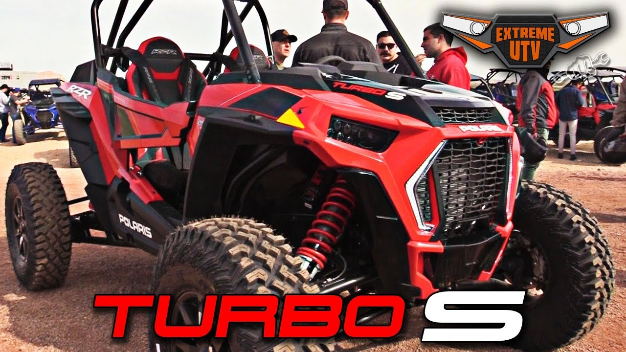 2018 Polaris RZR Turbo S Review and Test Drive - Busted ...