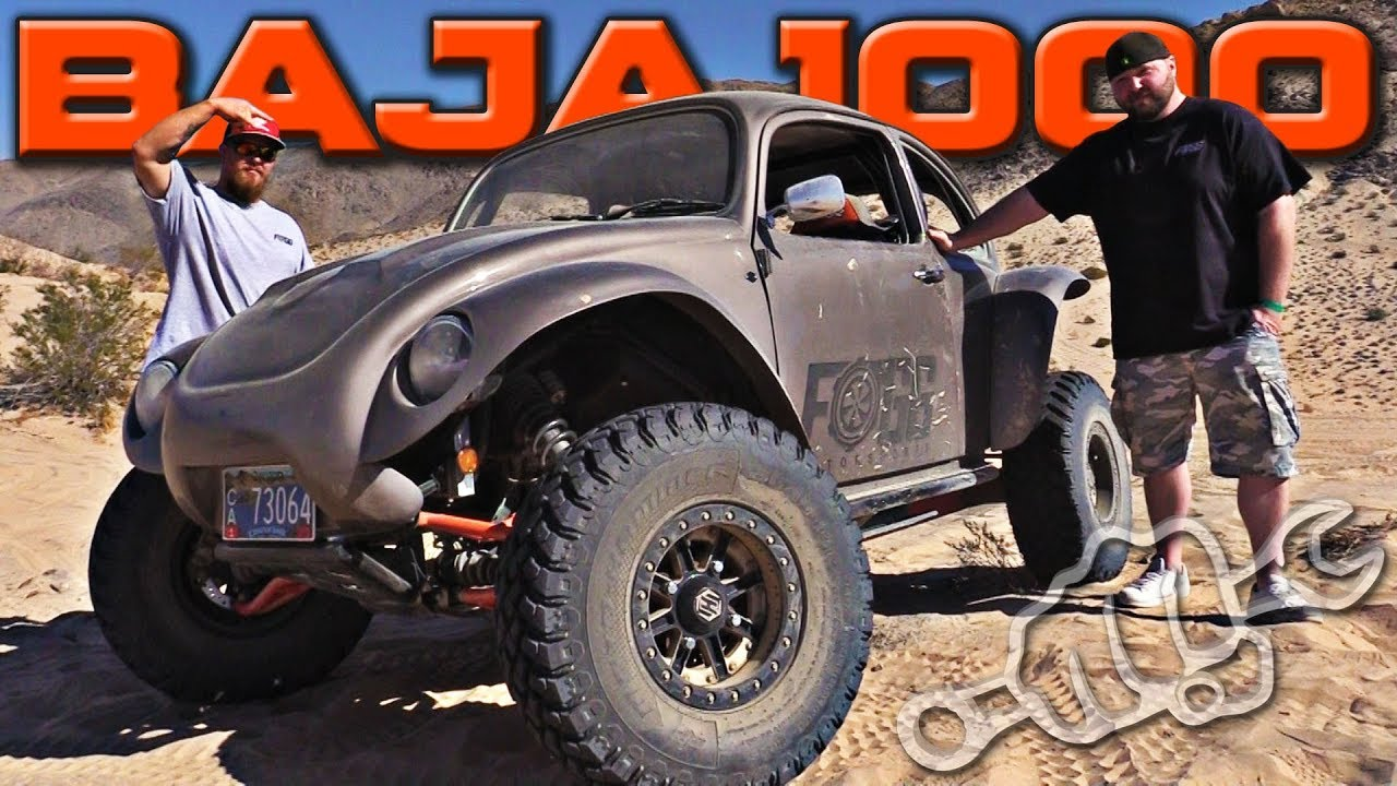 Street Legal RZR Bug Conversion - Busted Knuckle Films