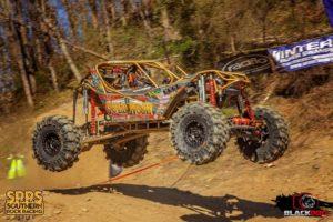 Gold Rush Rock Bouncer Racing